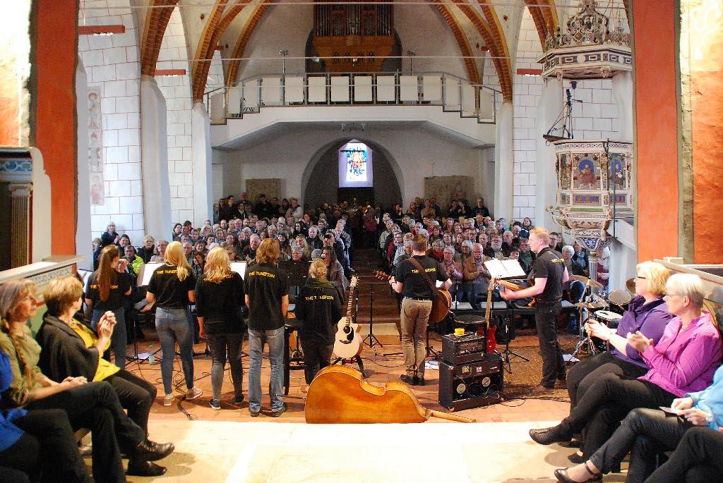 Verden/Aller – Popchor trifft Kirchenband – Unplugged