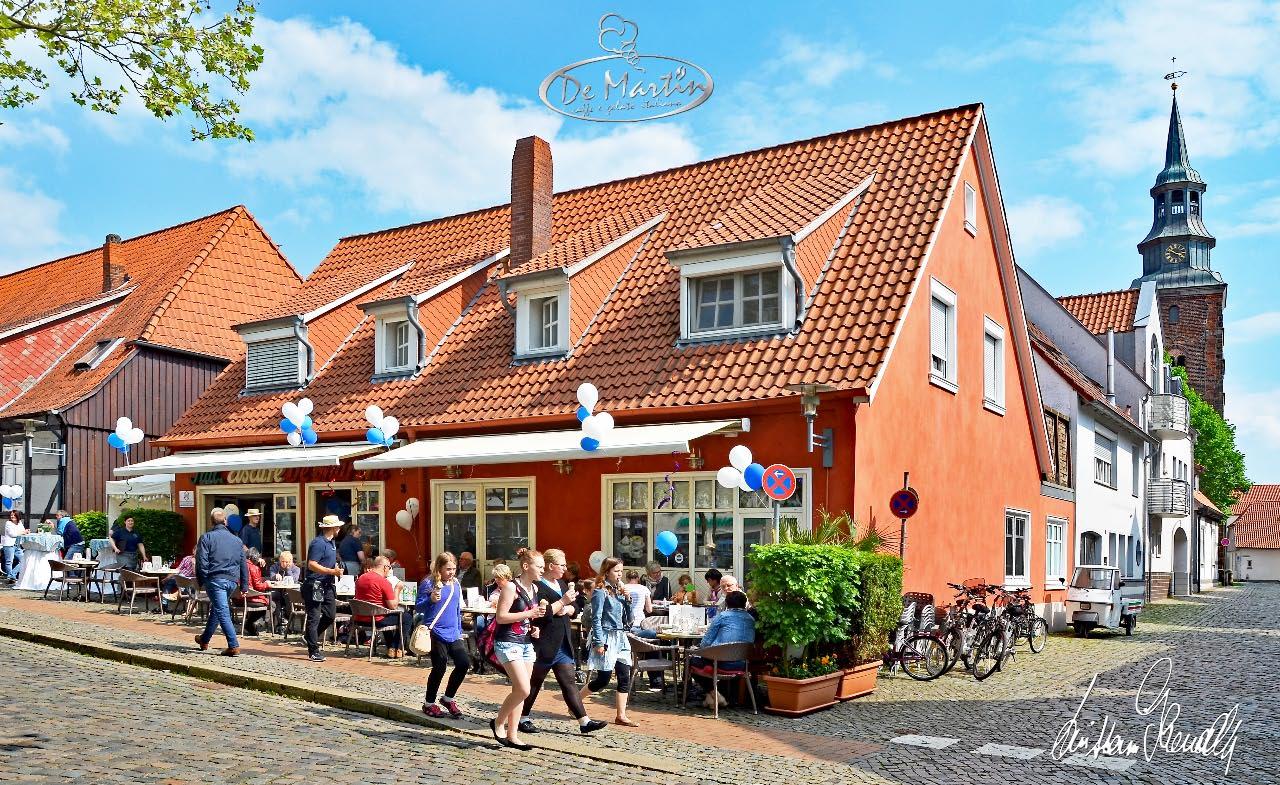 40 Jahre Eiscafè de Martin in Verden