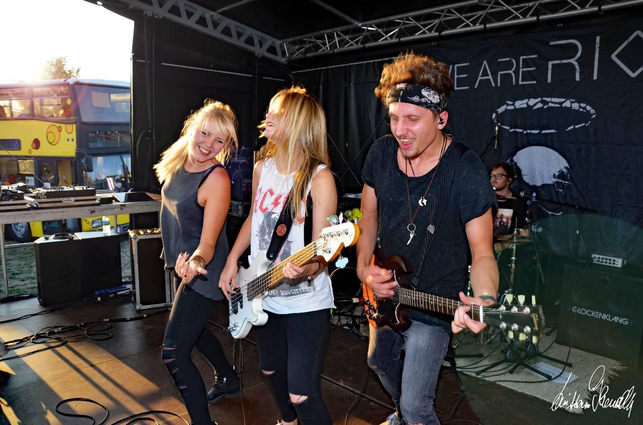 JuMP Festival 2018 – Jugend und Musik im (Aller)Park Verden