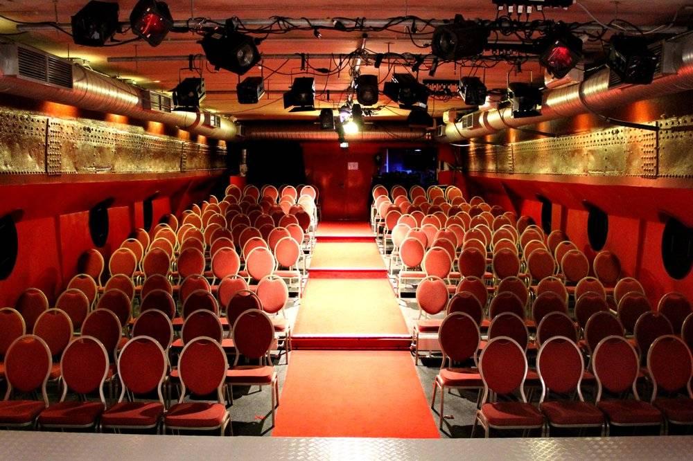 Theaterschiff/Packhaustheater Bremen
