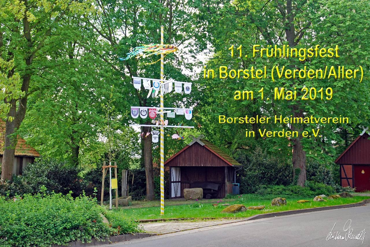 11. Frühlingsfest Borstel (Verden/Aller)