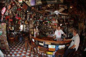 Inside Charlie's Bar 0