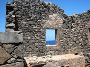 landmark bushiribana gold mines window view