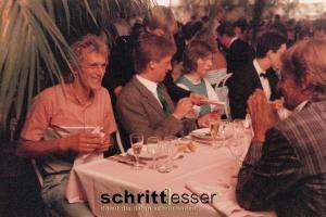 Dreharbeiten Sommer 1985-1