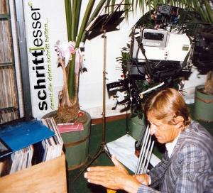 Dreharbeiten Sommer 1985-3