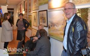 Fotoreportage Vernissage Casaretto Art in Verden. 01.04.2016