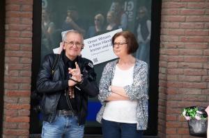 Harald und Ursula Schrittesser am Rande einer Veranstaltung