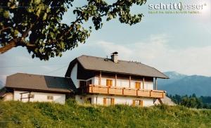 Längdorf Rosental Kärnten 1986