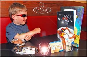 Lucas bei De Martin in Verden