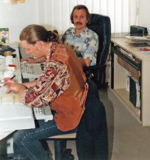 Satzstudio Schrittesser 1993-2