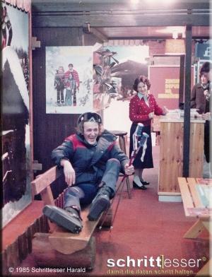 Schi Expo in Jugoslawien 1985