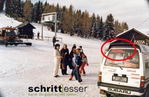 Subaru Werbung 1982