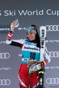 Franziska Gritsch St Moritz