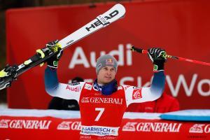 Pinturault Sieg Garmisch 2020