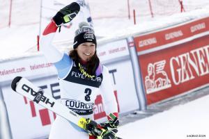 Wendy Holdener Courchevel