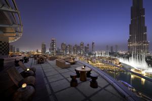 The Address Dubai Downtown 1