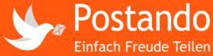 Postando white orange 4c CMYK Claim DE