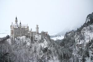 Schloss Neuschwanstein Nico Benedickt Unsplash