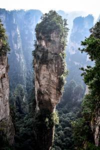 Zhangjiajie Nationalpark Unsplash emile-guillemot-K5TxOEJ0GOw-unsplash