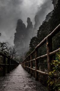 Zhangjiajie Nationalpark Unsplash matt-zhang-dKawCXo5O5I-unsplash
