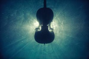 Postando Underwater music unsplash
