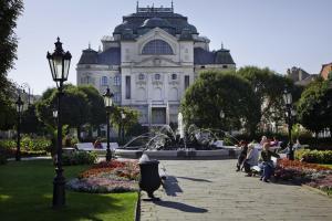 Slowakei 2. Stadt Kosice Hautplatz