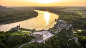 Slowakei Burg Devín