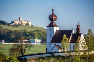 Slowakei Ost Spissky hrad Zipser Burg