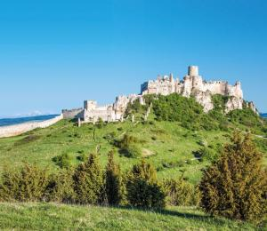 Slowakei Ost Spissky hrad Zipser Burg 2