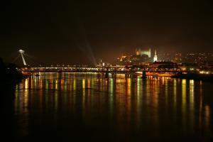 Bratislava panorama