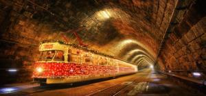 Weihnachtsstrassenbahn (2)