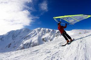 jasna 4 Ski mit Glider