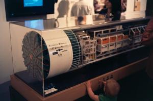 5. Platz Modell einer Big Bertha