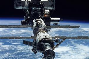 6. Platz  Internationale Raumstation ISS