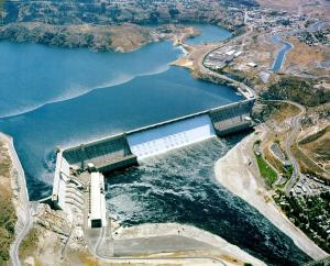 7.Grand Coulee Damm,USA