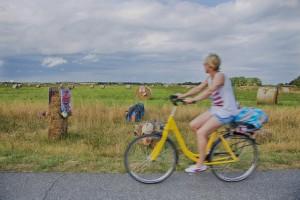 © Sylt Marketing l Monika Gumm l Braderup Radfahren auf Sylt