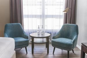 SHR Dresden DeSaxe rooms PremiumRoom innercourtyard 2