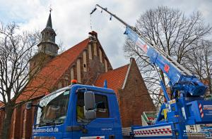 Dachreparatur Johanniskirche-29