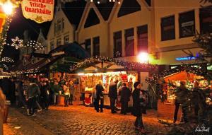 Weihnachtsmarkt Verden 2011-12