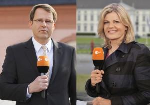 Susanne Gelhard und Bernd Mosebach
